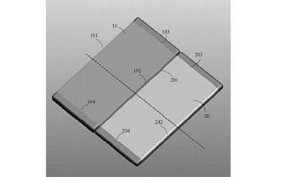 Sebuah Paten Mengungkap Perangkat Lenovo Yang Canggih Dan Terlihat Indah