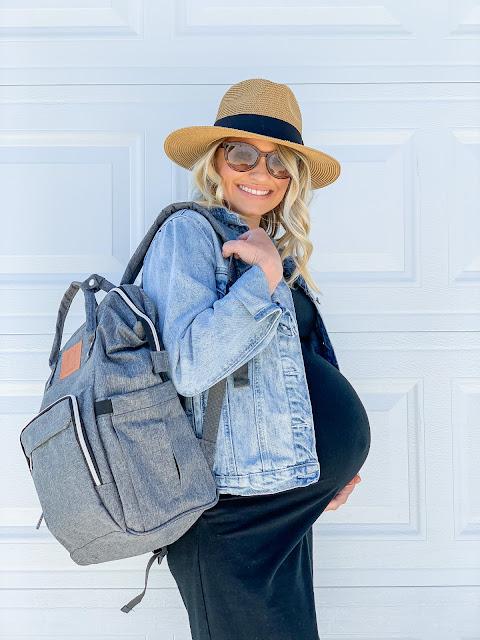 KeaBabies diaper backpack review