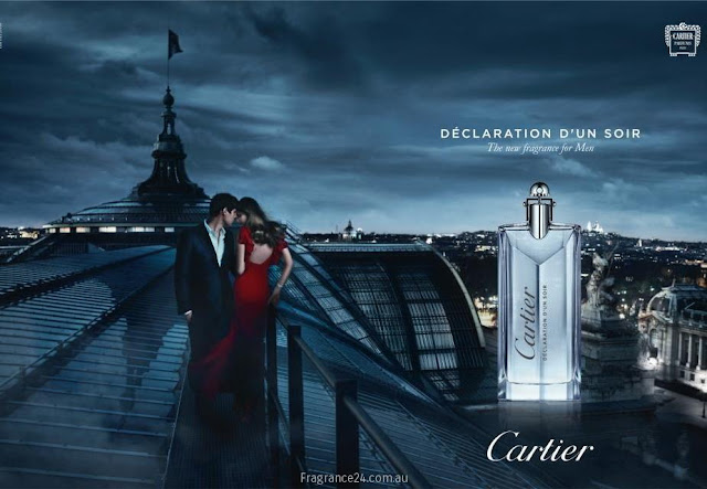 Resultado de imagem para Declaration d'Un Soir de Cartier