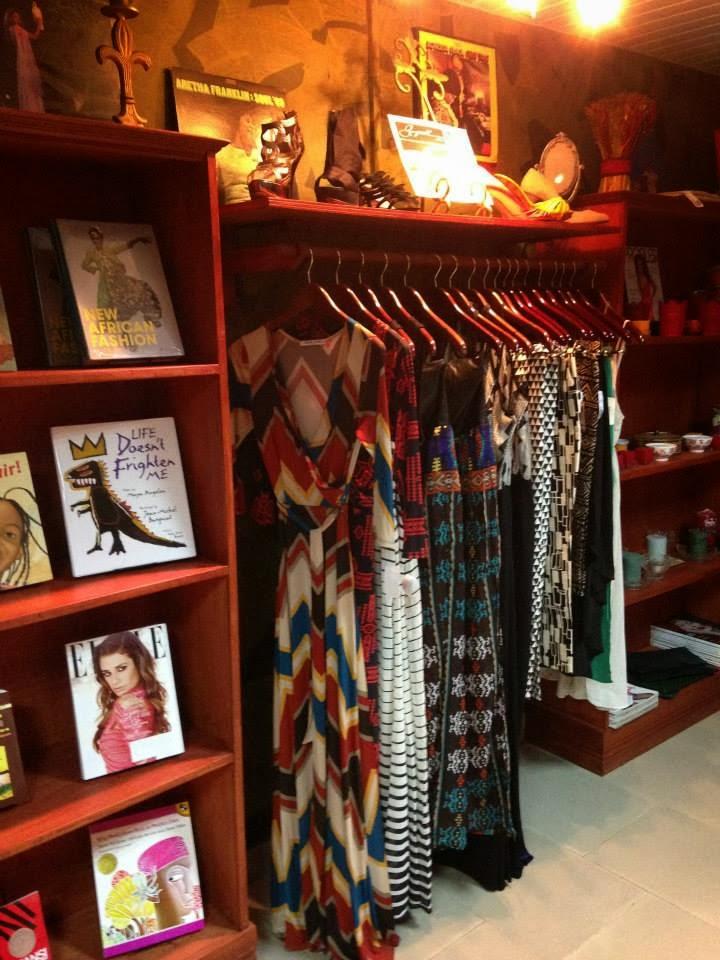 Ghana Rising: Fashion: Why not check out Brown Sugar