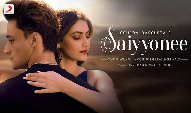 Saiyyonee Lyrics in Hindi