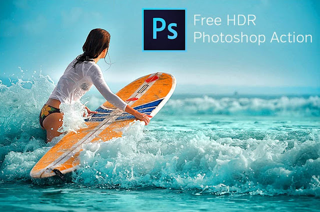 Photoshop Action HDR Gratis