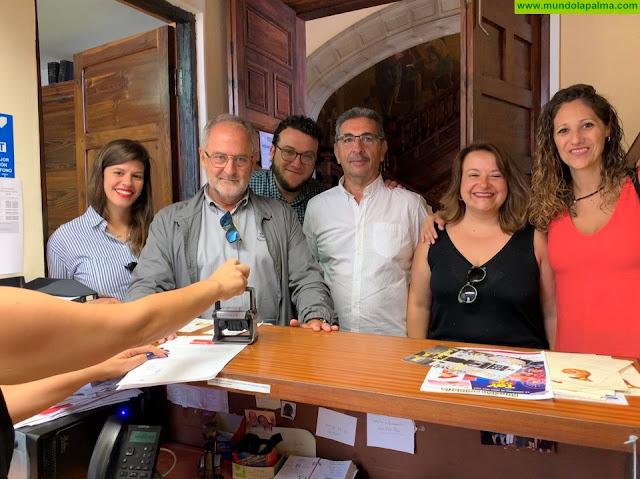 El grupo municipal socialista de Santa Cruz de La Palma lamenta que el gobierno municipal no tenga capacidad para responder a las preguntas de la oposición