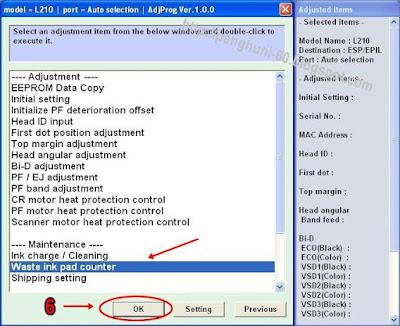 Cara Atasi Lampu Indikator Tinta Berkedip Printer Epson L210