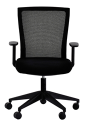 Mesh Back Task Chair from Eurotech
