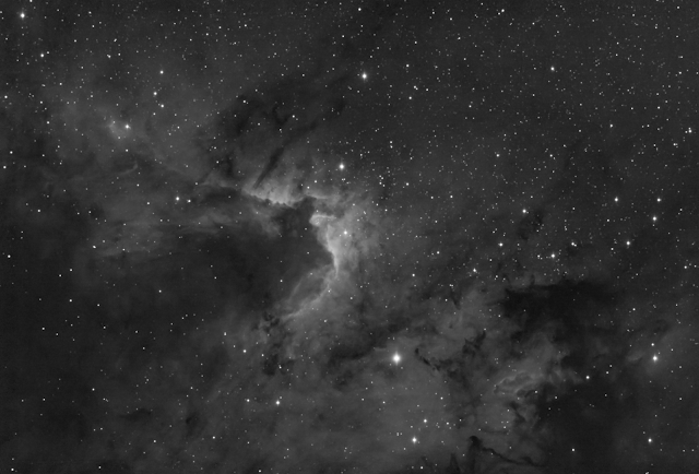 Cosmic Photons Astrophotography : Cave Nebula , the wild ...