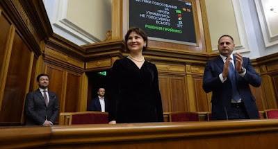 Новим генпрокурором призначено в. о. глави ДБР Венедиктову.