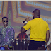See What Davido And Wizkid Did To A Fan Who Try To Cause Dispute Between Them (Photos)
