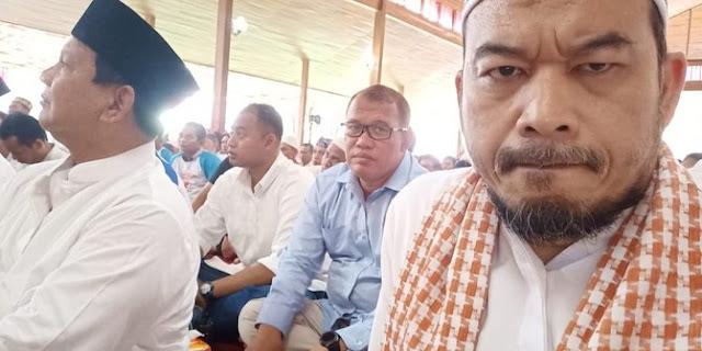 Jawab Tagar Prabowo Salat Jumat Dimana, Ustaz Sambo Beri Bukti