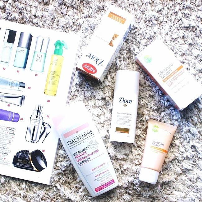 Jelena Zivanovic Instagram @lelazivanovic.Glam fab week.Spring-summer skincare,lightweight products.
