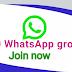 WhatsApp group links 2019 ||  (1400+) WhatsApp group links join now