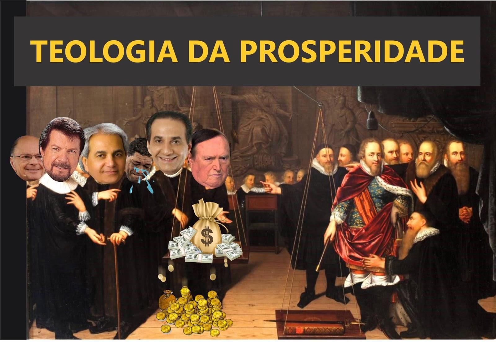 O que est errado com a teologia da prosperidade