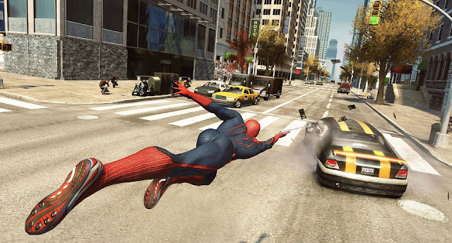 تنزيل لعبة سبايدر Amazing Spider