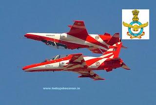 IAF Recruitment 2019 Airmen Posts Diploma-12th Pass