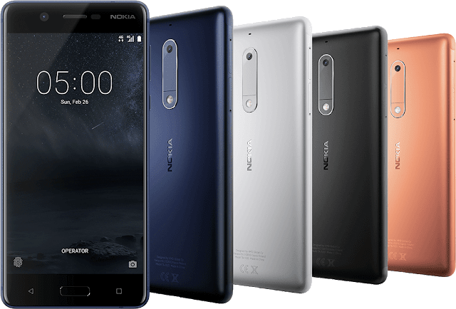 Nokia 5 now in the PHilippines