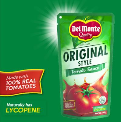 Del Monte Tomato Sauce - Original Style 250ml