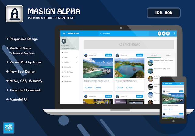 Masign Alpha Premium