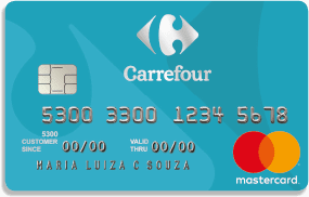 CARTÃO CARREFOUR - O MELHOR PARCEIRO PARA SUAS COMPRAS