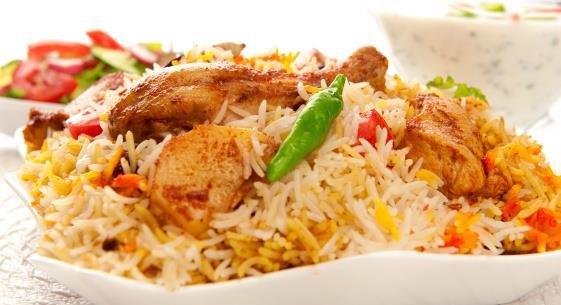 صدور الفراخ مع الأرز