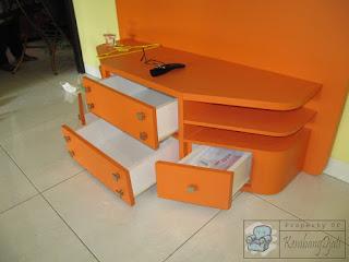 Lemari Dapur Dan Rak TV Terbaru 2021 - Furniture Semarang
