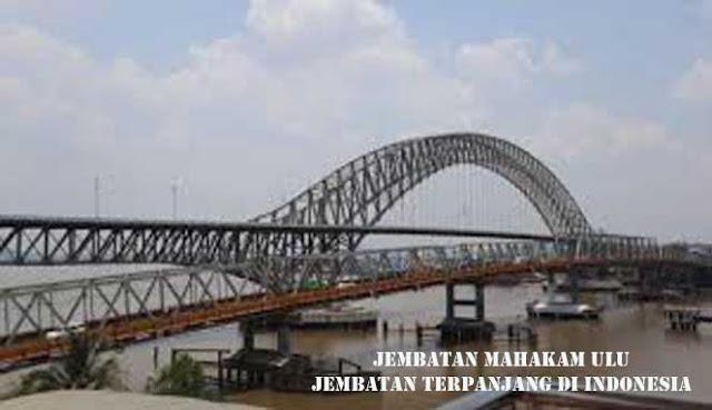 JEMBATAN TERPANJANG DI INDONESIA