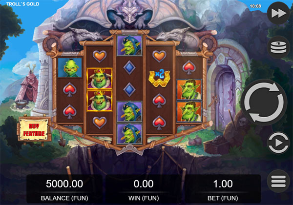 Main Gratis Slot Indonesia - Trolls Gold Relax Gaming
