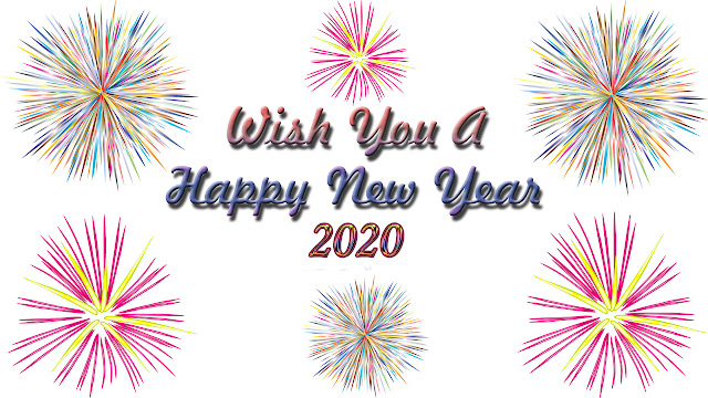 happy new year wishes picture 2020
