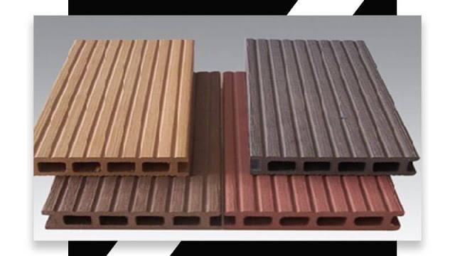 Decking kayu vs decking WPC