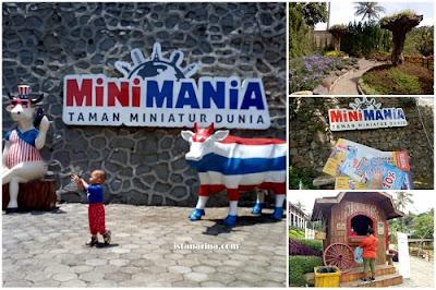 minimania taman miniatur dunia di cimory semarang