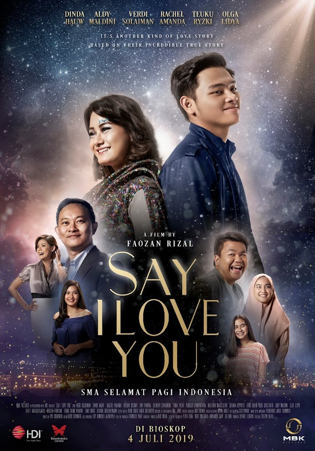 Film Say I Love You Mulai Tayang 4 Juli 2019