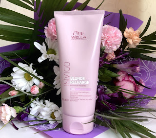 Wella INVIGO Blonde Recharge Conditioner