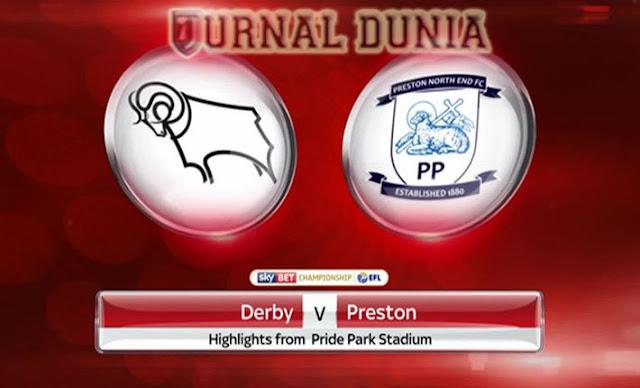 Prediksi Derby vs Preston, Sabtu 26 Desember 2020 Pukul 22.00 WIB