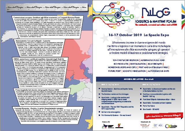 SETTEMBRE 2019 PAG. 8 - NEWS DALL'EUROPA
