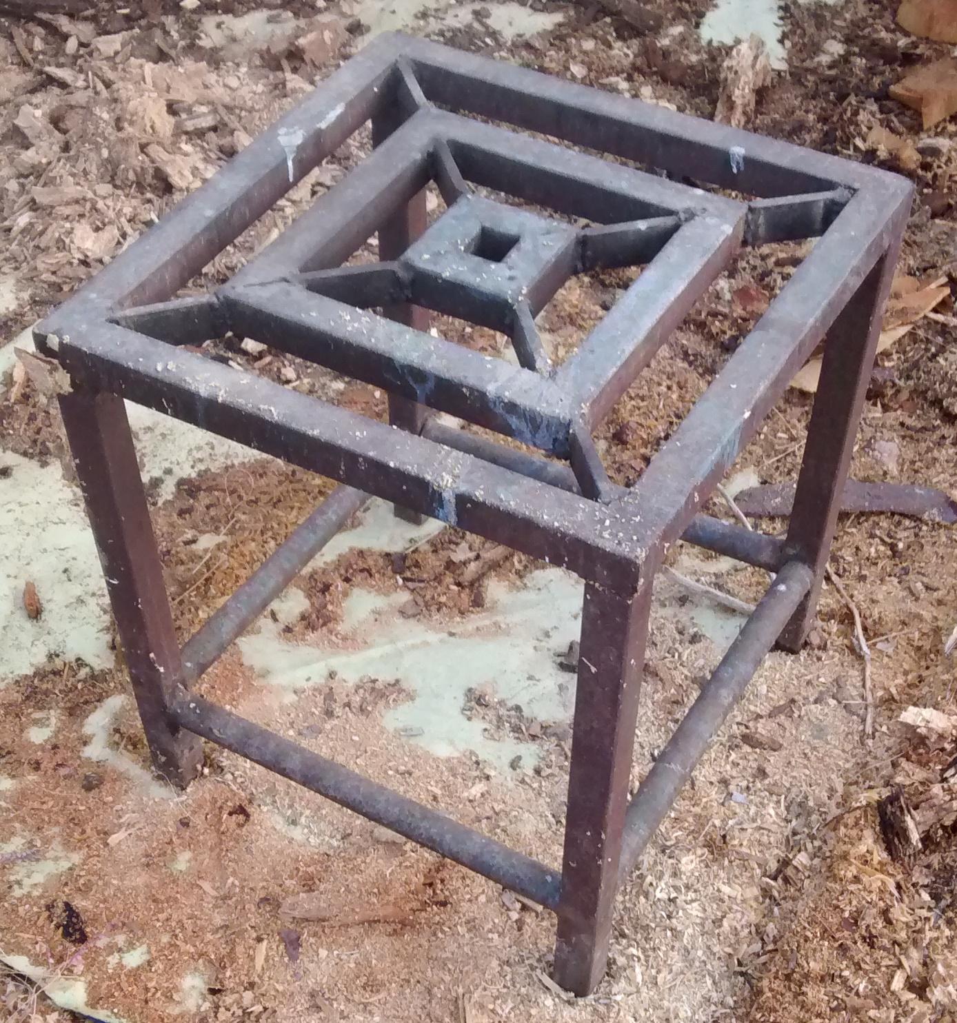 Grinchou blog billot fendre le bois durable et efficace for Quoi mettre sur une table basse