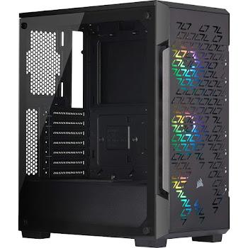 Corsair iCUE 220T RGB Airflow negro
