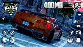 GTA V NEW BETA VERSION FOR ALL ANDROID DEVICE - HARD GAMERX