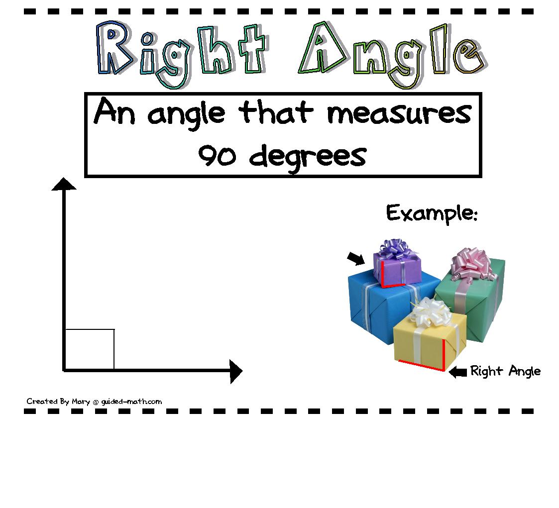 Guided Math November