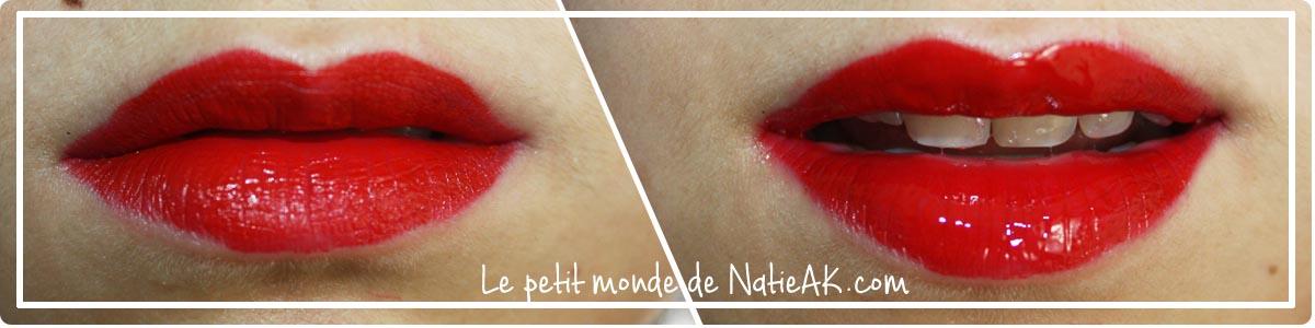 astuce rouge à lèvres mat
