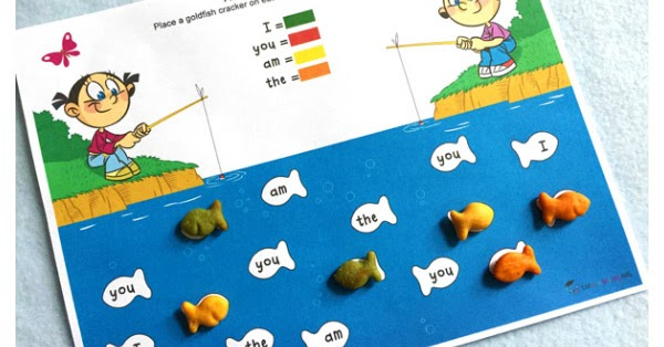 Goldfish Math Worksheet Goldfish Best Free Printable