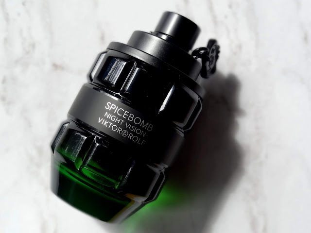Viktor&Rolf Flowerbomb Midnight and Spicebomb Night Vision