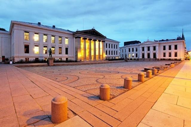 Las universidades públicas de Noruega