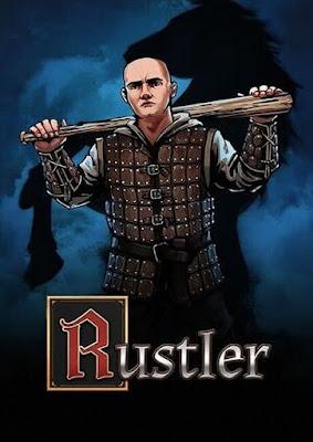 Capa do Rustler