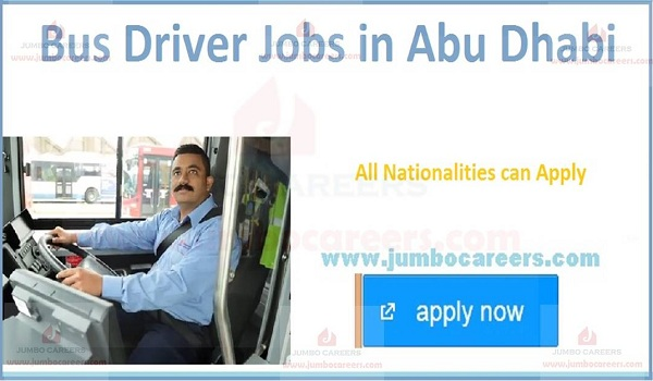 New Driver jobs in UAE, Current driver jobs,