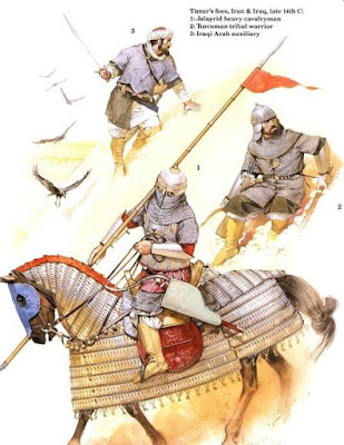 timur persian foes