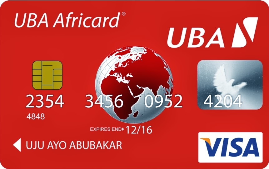 UBA+Prepaid+card+marketing+BIN Tc Application Form on