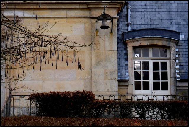 Petit Trianon Versailles bell