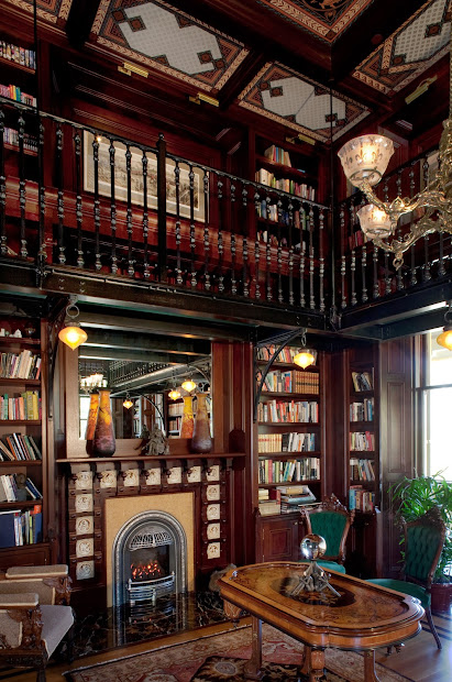 Rynerson Obrien Architecture . Mcdonald Mansion'