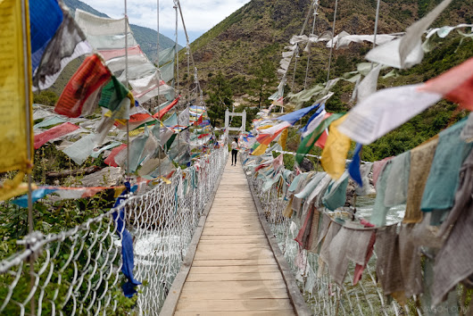 Bhutan June'17: Pursuing Happiness In The Last Shangri-La