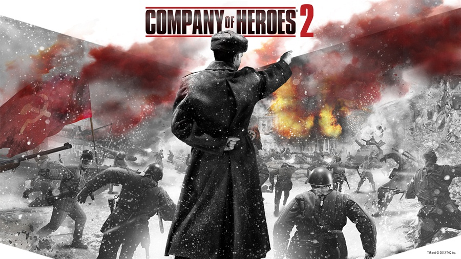 Company of Heroes 2 Free Download Poster