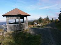 Die zweite Etappe (Dobel - Forbach) des Westwegs des Schwarzwaldvereins
